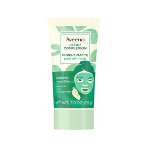 Aveeno - Clear Complexion Purely Matte Peel Off Mask