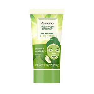 Aveeno Positively Radiant MaxGlow Peel Off Mask