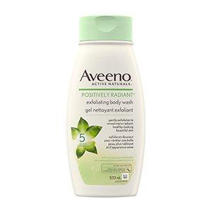 Aveeno - Positively Radiant Exfoliating Body Wash