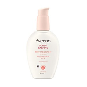 Aveeno - Ultra-Calming Daily Face Moisturizer SPF 15