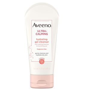 Aveeno - Ultra-Calming Hydrating Gel Facial Cleanser