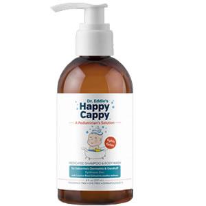 Dr. Eddies Happy Cappy Medicated Shampoo & Body Wash