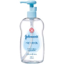 Johnson's Baby Oil Fragrance-Free
