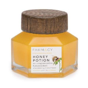 Farmacy Honey Potion Renewing Antioxidant Hydration Mask - Natural Moisturizing Face Mask