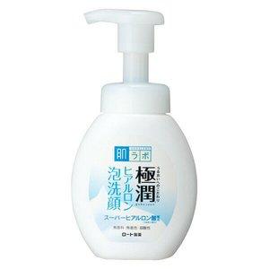Hada Labo Japan Gokujyun Hyaluronic Acid Moisture Bubble Foaming Cleanser