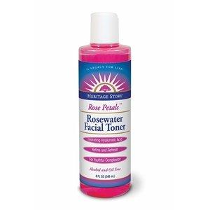 Heritage Store - Rose Petals Rosewater Facial Toner. Alcohol Free, Vegan