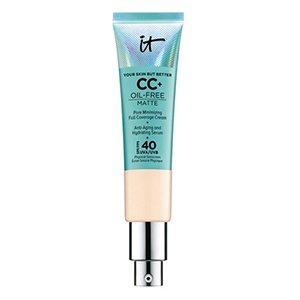 It Cosmetics Cc+ Cream Oil Free Matte With Spf 40