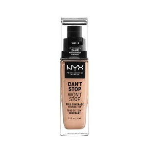 NYX PROFESSIONAL MAKEUP - Can't Stop Won't Stop Full Coverage Foundation