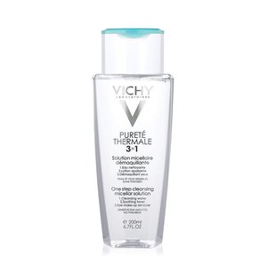 Vichy Purete Thermale One Step Micellar Cleansing Water & Makeup Remover