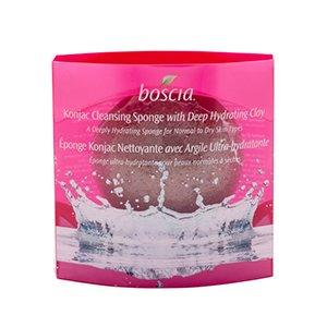 Boscia Konjac Cleansing Sponge With Deep Hydrating Clay