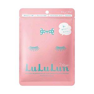 Lululun - Face Mask (Pink)