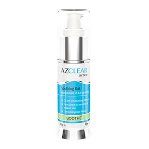 Ego - Azclear Action Soothing Gel
