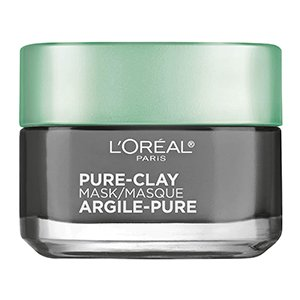 Loreal - Pure Clay Detoxifying Charcoal Mask