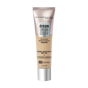Maybelline - Dream Urban Cover Flawless Coverage Foundation Makeup SPF 50