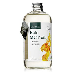 Natural Force - Keto MCT Oil