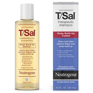Neutrogena - T.Sal Therapeutic Shampoo