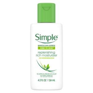 Simple - Kind to Skin Replenishing Rich Moisturizer