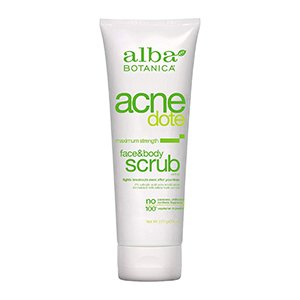 Alba Botanica - Acnedote Face & Body Scrub