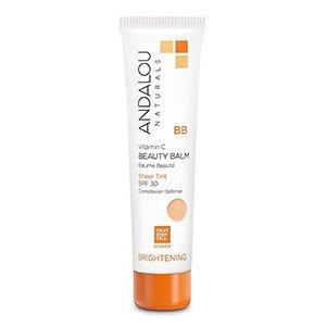 Andalou Naturals - Brightening Vitamin C BB Beauty Balm Sheer Tint SPF 30