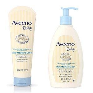 Aveeno - Baby Daily Moisture Lotion