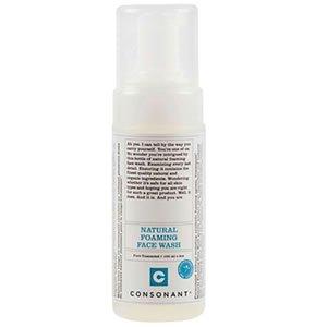 Consonant Skincare -Natural Foaming Face Wash