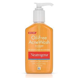 Neutrogena - Oil-Free Acne Wash
