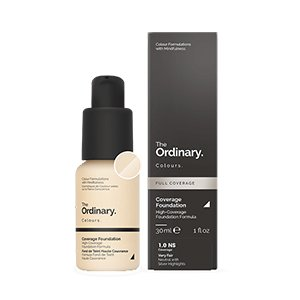 The Ordinary - Coverage Foundation (1.0 NS)