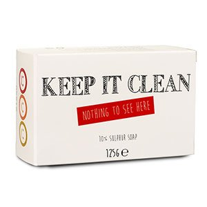 Why The Face - Keep It Clean 10% Sulphur Soap