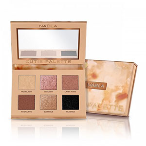 NABLA Cosmetics - Cutie Palette - Nude