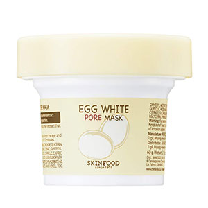 SKINFOOD - Egg White Pore Mask