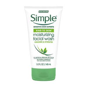 Simple - Kind To Skin Moisturizing Facial Wash