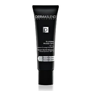 Dermablend - Blurring Mousse Camo Oil-Free Foundation - 80N Rich