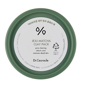 Dr. Ceuracle - Jeju Matcha Clay Pack