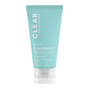 Paula's Choice - Clear Oil-Free Moisturizer