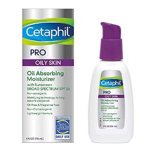 Cetaphil - DermaControl Oil Absorbing Moisturizer SPF 30