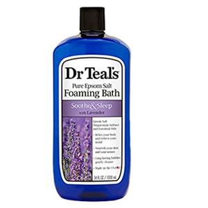 Dr Teal's - Pure Epsom Salt Foaming Bath Soothe & Sleep with Lavender