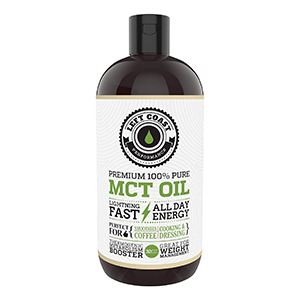 Left Coast Performance - 100% Pure Coconut MCT Oil