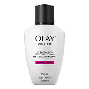 Olay - Complete UV Protection Moisture Lotion SPF 15 (Normal/Dry)