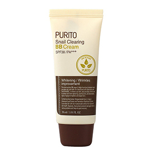Purito - Snail Clearing BB Cream SPF38/PA+++ (Natural beige)