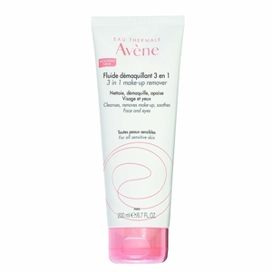 Eau Thermale Avene 3 in 1 Make-up Remover Lotion Cleanser