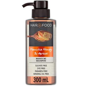 Hair Food - Manuka Honey and Apricot Moisture Shampoo