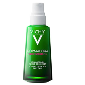 Vitchy Normaderm Phytosolution Double Correction Daily Care Moisturizer