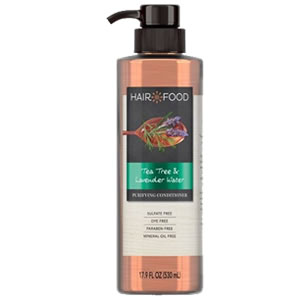 Hair Food- Tea Tree & Lavender Water Purifying Conditioner