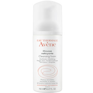 Avene Eau Thermale Cleansing Foam