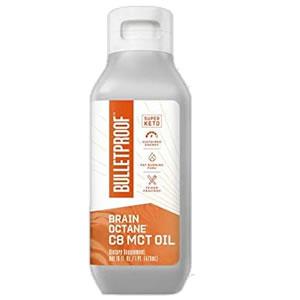 Bulletproof Brain Octane C8 MCT Oil-Glycerin-Free Oil Cleanser