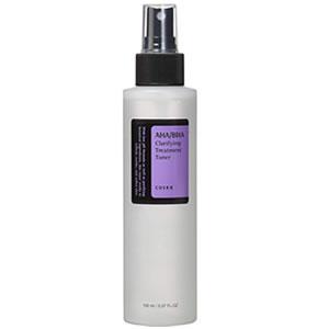 CosRx-AHABHA-Clarifying-Treatment-Toner, Glycerin-Free, fungal Acne Safe
