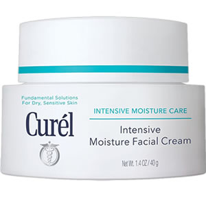 Curel Intensive Moisture Facial Cream