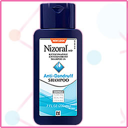 FS -Nizoral Fungal Acne Treatment Shampoo