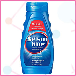 FS -Selsun Blue Fungal Acne Treatment Shampoo