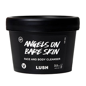 LUSH - Angels on Bare Skin Face And Body Cleanser